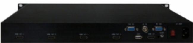 电视机拼接处理器
