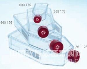 Greiner 贴壁细胞培养瓶 滤盖 690175 661175 660175 658175