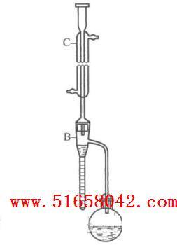药典甲苯法测水份测定器