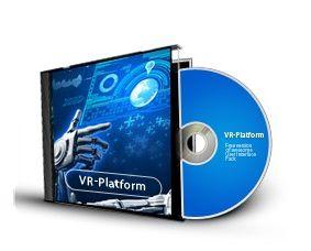 VRP虚拟现实平台