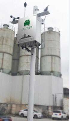 扬尘噪声监测设备BR-ZS4T