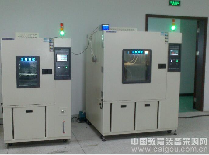 珠海电动车电池模组试验箱