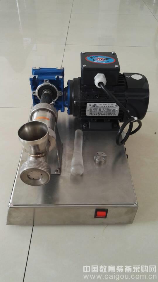 催化劑擠條機裝置