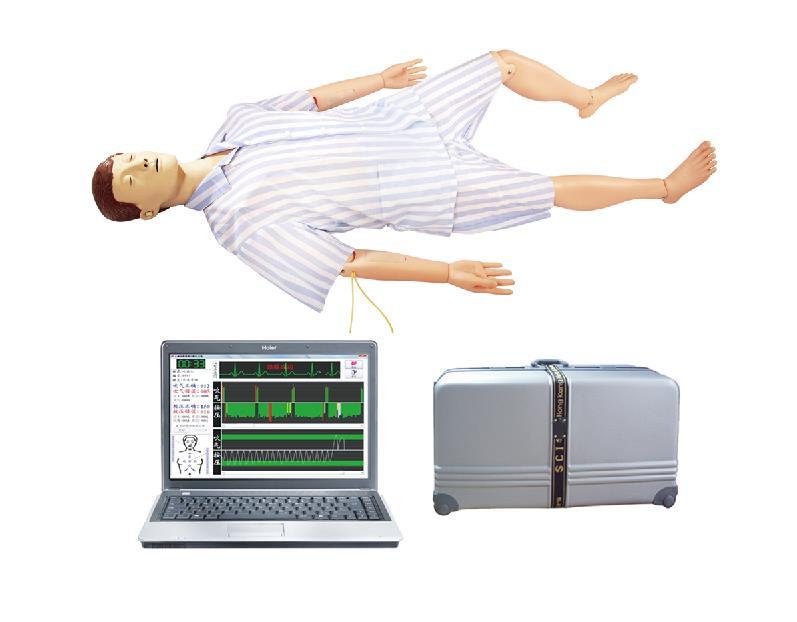 心肺复苏训练模拟人 心肺复苏训练模型 上海秉恪科教设备有限公司