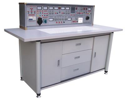 WKDJ-3200型 通用智能型電子實驗與技能實訓考核臺