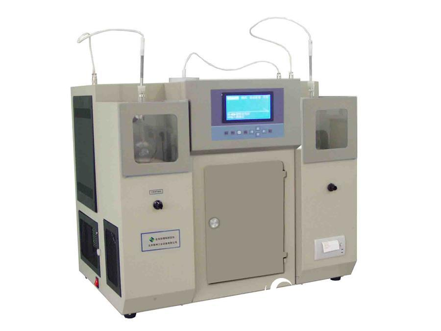 自动原油馏程测定仪(双管) 全自动馏程测定仪