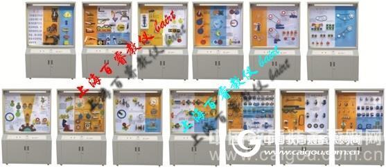 JS13-103 《机械设计基础》陈列柜