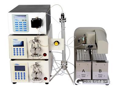中压层析系统 配套恒流泵