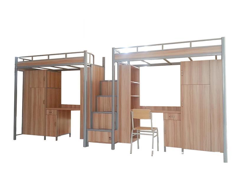 武汉众邦公寓床 学生床 宿舍床 公寓家具