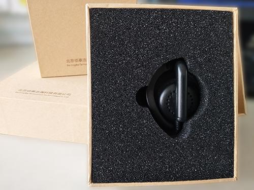 同步錄音錄像專用受令耳機