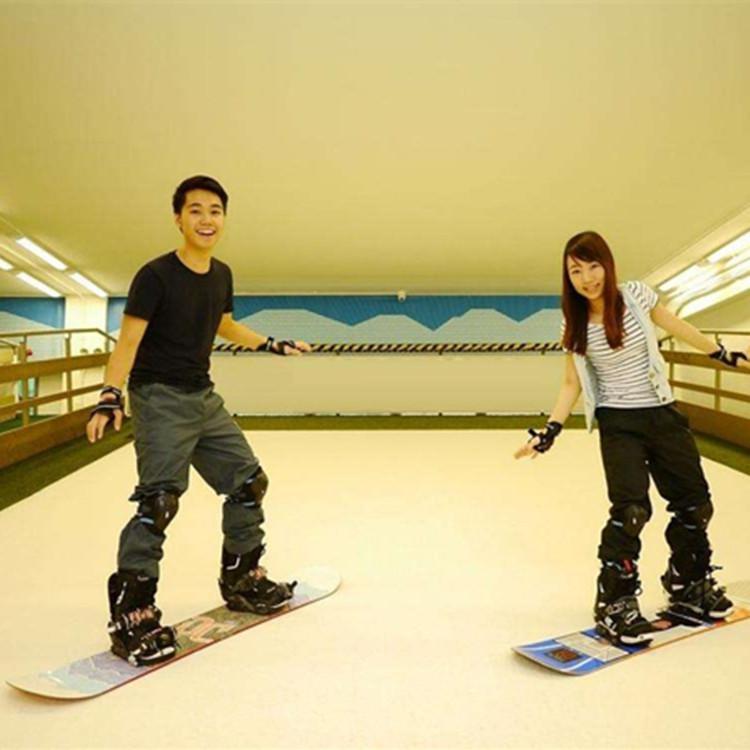 履帶式室內滑雪機 安徽室內滑雪模擬器 室內滑雪練習機廠家