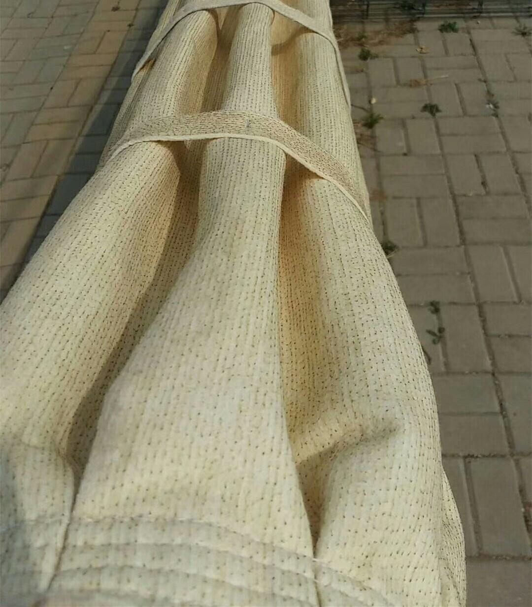 1噸生物質鍋爐覆膜氟美斯除塵布袋達標案例