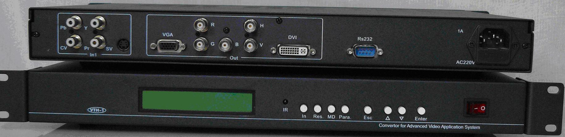 视频转VGA转换器