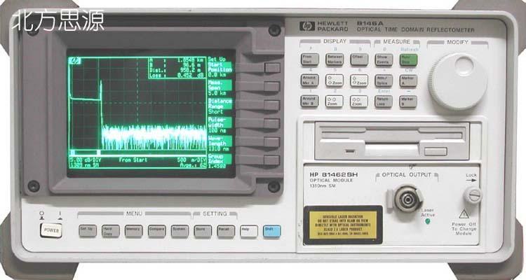 光時域反射儀(OTDR) HP 8146A + HP 81462SH
