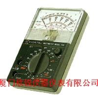 1106日本共立1106 指针万用表