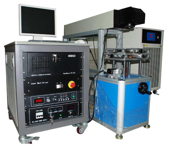 分體式YAG激光打標機