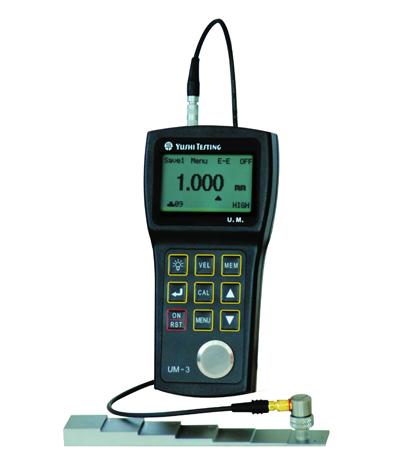 UM-3高精超声波测厚仪0.001