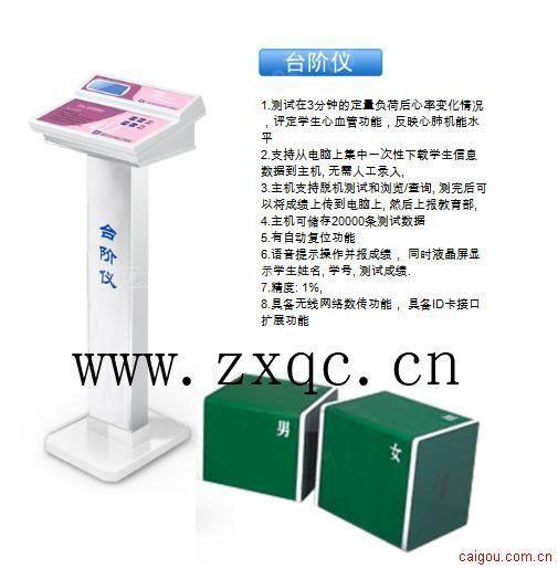 台阶试验评定指数测试仪/台阶仪