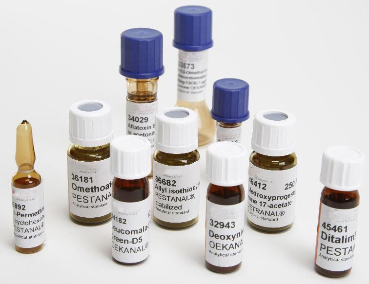 黃曲霉毒素M2標準品
