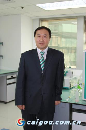 做专业全离子分析解决方案商——专访瑞士万通中国公司副总经理刘斌华