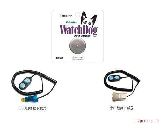 WatchDog B系列纽扣记录仪