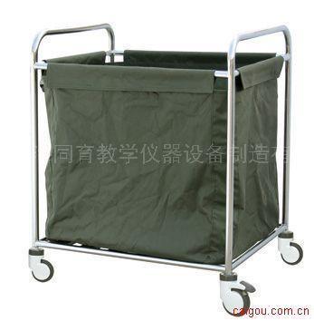 G19—全不锈钢污衣袋车