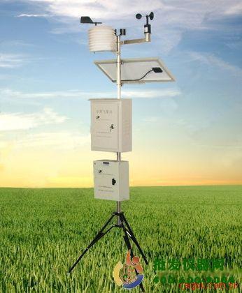 農林小氣候采集系統