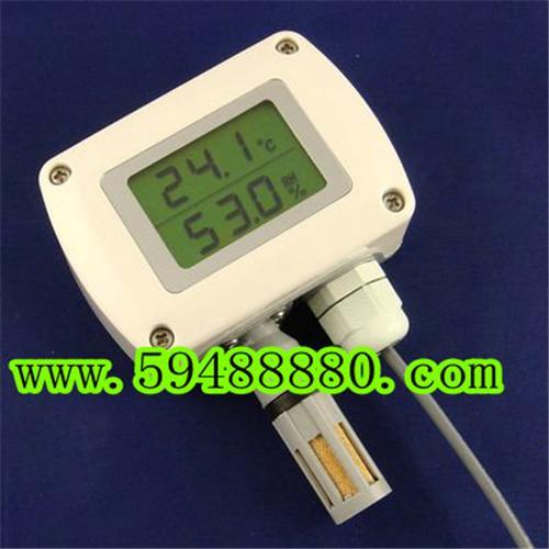 室外网络型温湿度变送器 型号:GSAQ-3485