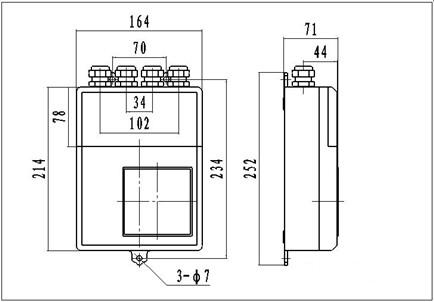 固定式电磁式流速仪/在线式电磁式流速仪