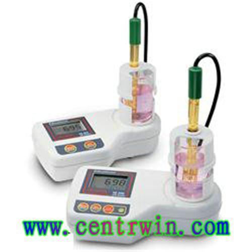 多功能复合pH测定仪/酸度计 意大利 型号:CEN/HI207