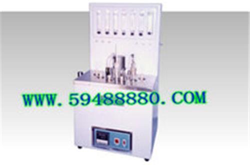 润滑油老化特性蒸发损失测定仪(康氏残炭法) 型号:FLZ/1KL-164