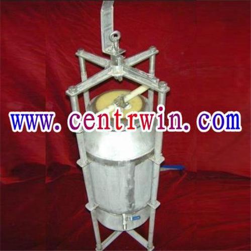 不锈钢大容量采水器/深水水质采样器 型号:TXH-007