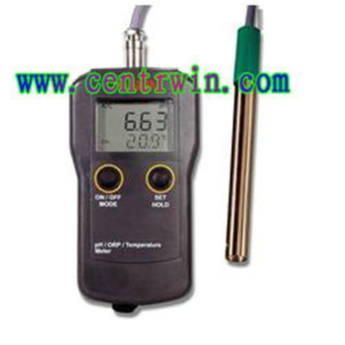 便携式pH测定仪/温度测定仪 意大利 型号:CEN/HI991001