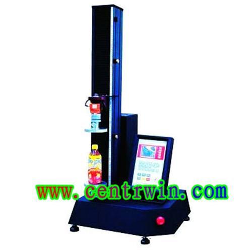 顶压仪/PET塑料瓶垂直载压测定仪 型号:SKB-R500