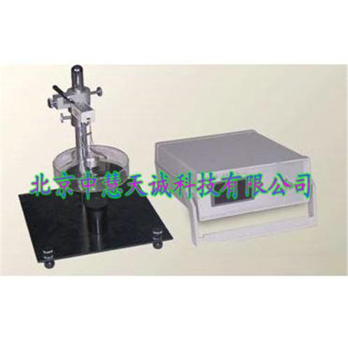 液体表面张力系数测定仪 型号:HKT6088