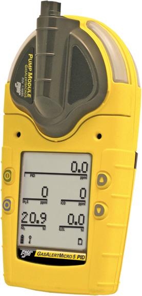 GasAlertMicro 5 PID  挥发性有机气体检测仪  M5  VOC检测仪