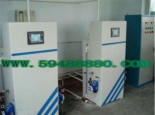 化学法二氧化氯发生器(1500g/h)型号:KPTRJ-1500G