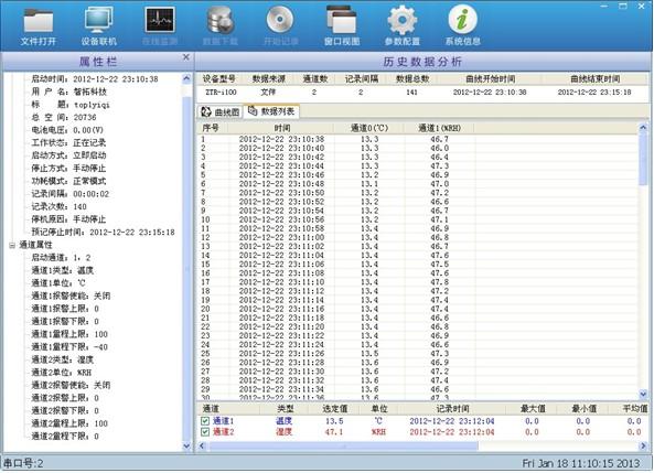 土壤温度记录仪 地温计