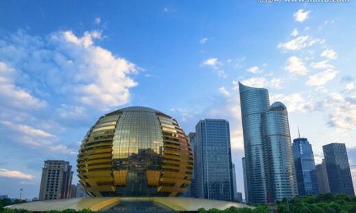 g20圆形建筑