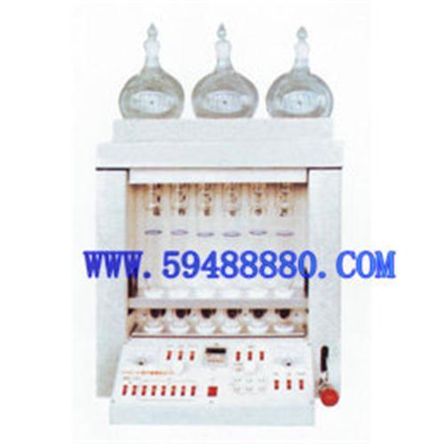 6管粗纤维快速测定仪 型号:DCCXC-06