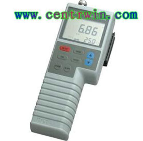 便携式酸度计/氧化还原电位计/电导率/盐度多功能测试仪 型号:MRS6350