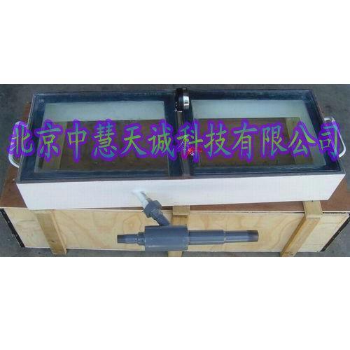 油罐底焊缝真空检漏盒抽空器 型号:SGT-10