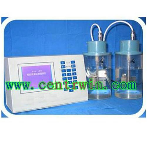 程控混凝试验搅拌仪/两联搅拌器 型号:HL-KTA2-1
