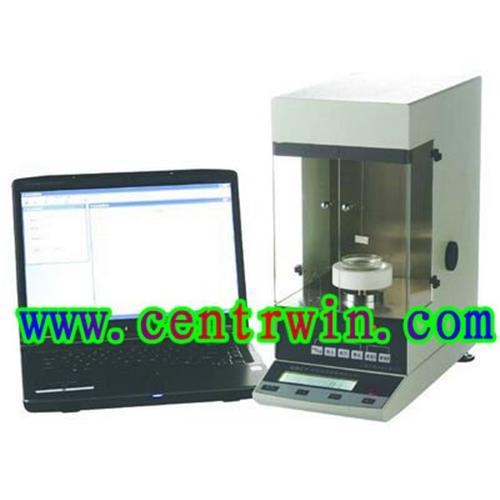 全自动界面张力仪/表面张力测试仪 铂金环法 型号:BZY-II