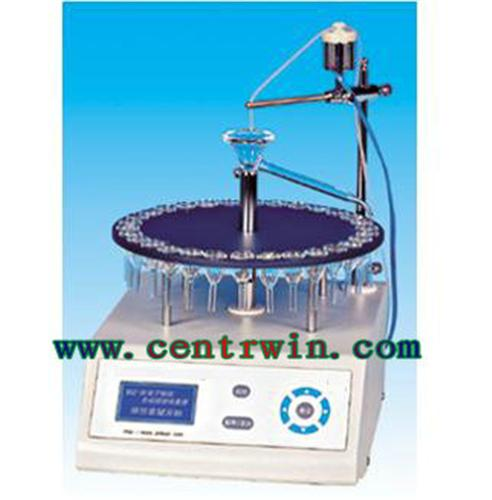 自动部份收集器/自动采样器 型号:DZCBS-30A
