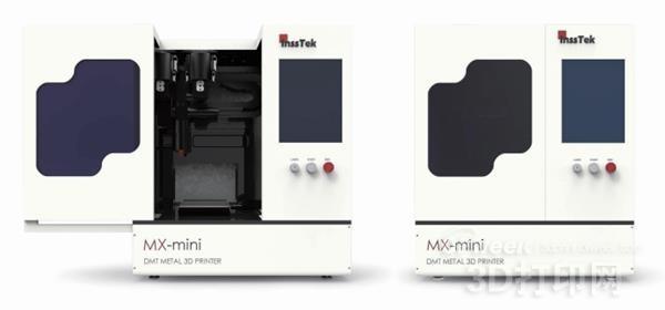 韩国将推出全球首款桌面级金属3D打印机