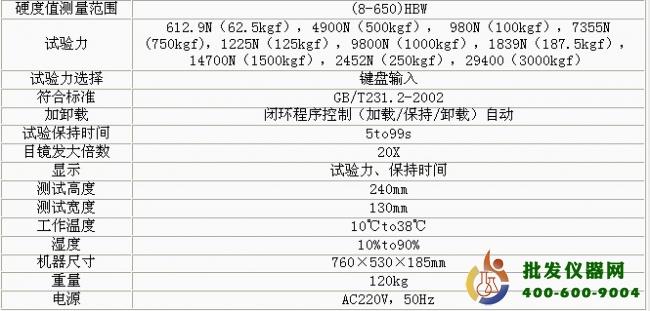 图像布氏硬度计THBC-3000DB