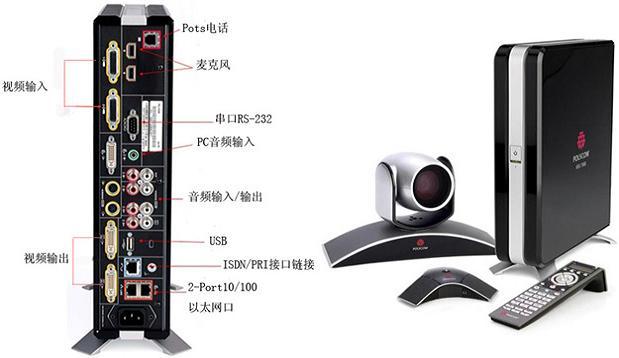 宝利通视频终端西南总代理  POLYCOM  HDX8000