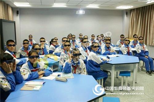 大量实例显示3D教育是未来视听教育导向