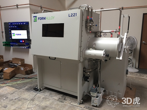 Formallo发布最新金属3D打印系统